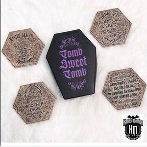 New Disney Haunted Mansion Coaster Set
